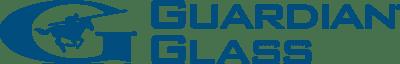Logo guardian glass